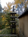 Huntington Japanese garden.