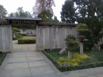 Huntington Japanese garden.