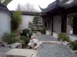 Huntington Chinese garden, Garden of Flowing Fragrance.