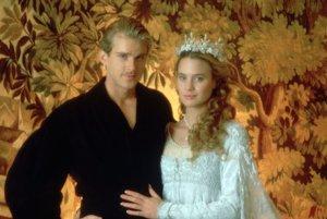 The Princess Bride w crown
