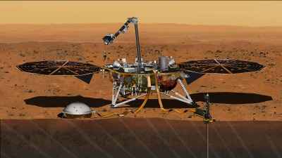 NASA has set a new launch opportunity, beginning May 5, 2018, for the InSight mission to Mars. InSight is the first mission dedicated to investigating the deep interior of Mars. Image credit: NASA/JPL-Caltech