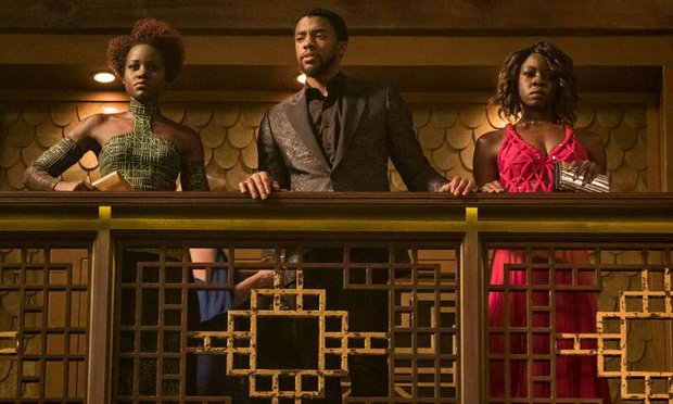 'Black Panther': Asians Thrown Under the Bus in Busan